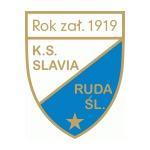 herb Slavia Ruda Śląska