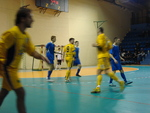 mecz w Łodzi- I kolejka