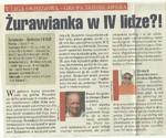 Wycinki gazet do sezonu 2003/04 roku