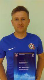 Kurs trenerski UEFA-B wyrównawczy.