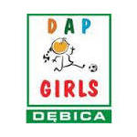 herb DAP GIRLS Dębica