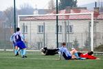Krościenko W. Pustyny (0:0) Szarotka Uherce 15.11.2009 r.