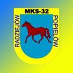 herb MKS 32 Radziejów