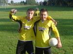 KS Panki - Pogoń Kamyk [Juniorzy Starsi] (Jesień 2009)