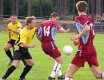 (2009.08.29) Gwiazda Bydgoszcz - Unifreeze 1:1