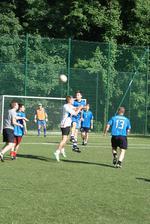 Adamus Team - KS Królewscy 5:0 (25.5.2014) - 2 kolejka Pucharu Wójta na Orliku