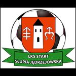 herb Start Słupia Jędrzejowska