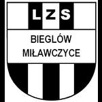 herb LZS Bieglów-Miławczyce