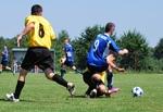 Turniej O Puchar Burmistrza Gminy I Miasta Dobczyce 10 Lipca 2011 Mecz Iskra - Rokita