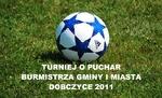 Turniej O Puchar Burmistrza Gminy I Miasta Dobczyce 9-10 Lipca 2011