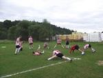 Mecz Seniorów LKS Rudnik 1-1 Dziecanovia Dziekanowice 25.08.2012r.