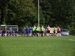 Mecz Seniorów Iskra Głogoczów 2-3 Dziecanovia Dziekanowice 23.09.2012r.