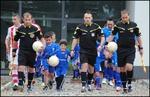Mecz Seniorów Raba Dobczyce 1-1 Dziecanovia Dziekanowice 15.06.2014r. Niektóre Zdjęcia Dzięki www.futmal.pl