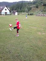 Obóz Sportowy Młodzików i Żaków w Powroźniku