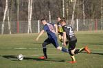Mecz Seniorów Dziecanovia Dziekanowice 2-1 Wrzosy Osieczany 01.04.2017r.