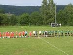 Mecz Seniorów Dziecanovia Dziekanowice 4-2 Iskra Głogoczów 27.06.2010r.