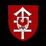 herb Pogoń Cieszków