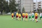 Chojniczanka - KP Starogard 07.09.11