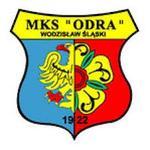 herb  MKP Odra Centrum Wodzisław Śl.