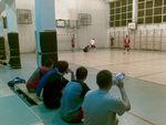 Mecz futsalu Płomienia