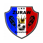 herb LKS Żuraw Żurawiczki