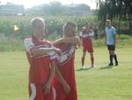 1 kolejka: Zorza Ślesin - Victoria Kołaczkowo (24.08.2013)