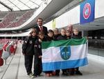 Orliki z SP2 piątą drużyną w Polsce