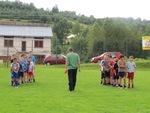 Trening trampkarzy młodszych PKS UNUM - 22.07.2011