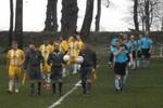 Wisełka Siennów 2-2 PKS UNUM - 15.04.2012