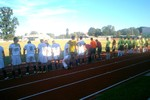 Zorza Zarzecze 4-0 PKS UNUM - 19.08.2012