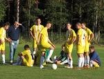 LKS Majdan Sieniawski 1-1 PKS UNUM - 30.09.2012