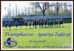 KS MOSiR Sparta Zabrze - Trampkarze, 15_04_2014 Mecz, MKS ZABORZE - KS MOSiR SPARTA ZABRZE