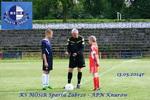 KS MOSiR Sparta Zabrze - Trampkarze, 13.05.2014 Mecz, KS MOSiR Sparta Zabrze - APN Knurów