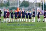 Trampkarze 2001-2002 23.09.2014.r. KS Concordia Knurów - KS MOSiR Sparta Zabrze