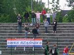 WKS Rząśnik-Wisła Zakroczym 4-0 10.06.2009
