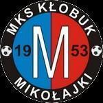 herb Kłobuk Mikołajki