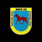 herb MKS 32 Radziejów -Popielów