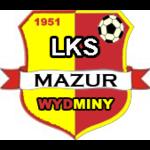 herb LKS Mazur Wydminy