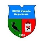 herb CKWS Vęgoria Wegorzewo