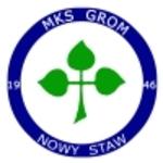 herb Grom Nowy Staw