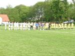 Mecz z Avenirem II Jabłonna wiosna 2010