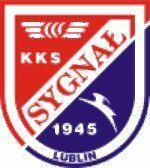 herb KKS Sygnał Lublin