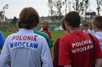 Polonia na treningu Śląska