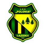 """herb LKS """"Polonia"""" Łaziska"""