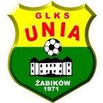 """herb GLKS """"Unia"""" Żabików"""