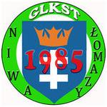 """herb GLKST """"Niwa"""" Łomazy"""