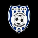 herb Olimpia Biskupice Radłowskie