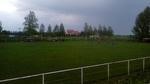 Mecz juniorów w Górkach