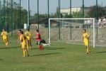 Unia Turza Śl. - Polonia Marlowice 0:1 - foto. Andrzej Kwiatoń