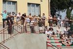 Unia Turza Szczakowianka Jaworzno 10.08.2014 fot. Andrzej Kwiatoń cz.I